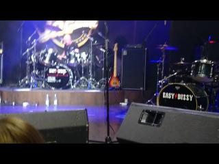 ������� ���� ����� ������!!! Easy Dizzy feat. Chris Slade 6 28/05/14