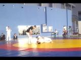 SAMURAI TEAM BJJ Kazakhstan 2012 1 схватка