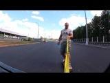 Денис Семенихин - катания на лонгбордах