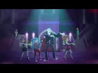 ����� ����� Zombie Shake (�� ����������)����� �������� (������� ���)  / Monster High