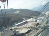 Канатная дорога на лыжно-биатлонный комплекс